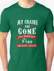 my chains Unisex T-Shirt
