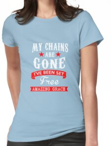 my chains Womens Fitted T-Shirt