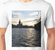 The Danube in Vienna Unisex T-Shirt