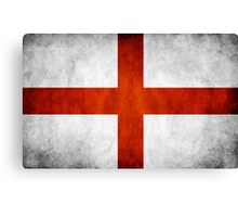 England Flag - St Georges Canvas Print