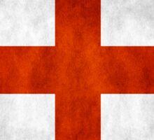 England Flag - St Georges Sticker
