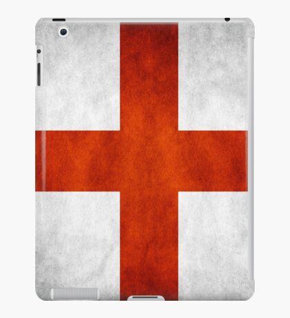 England Flag - St Georges iPad Case/Skin