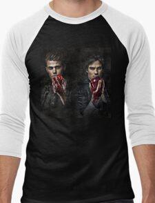 The Salvatore Brothers Men's Baseball ¾ T-Shirt
