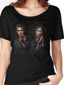 The Salvatore Brothers Women's Relaxed Fit T-Shirt