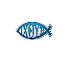 Ichthys Symbol 6 by gruml