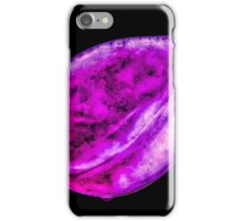 Lilac Organic Ice Sculpture iPhone Case/Skin