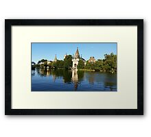 Laxenburg, Austria Framed Print