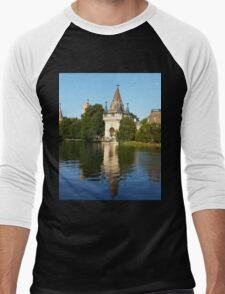Laxenburg, Austria Men's Baseball ¾ T-Shirt