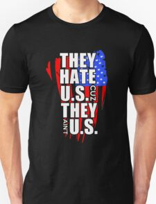 hate US T-Shirt