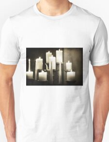 Illumination of the candles T-Shirt