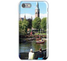 Tivoli Gardens, Copenhagen iPhone Case/Skin