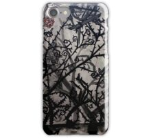 Into the Thorns iPhone Case/Skin