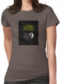 Star Wars 2 Womens Fitted T-Shirt