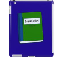 Textbook Narcissist  iPad Case/Skin