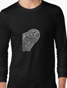 Owl Alert Long Sleeve T-Shirt