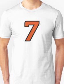 Sport Number 7 Seven T-Shirt