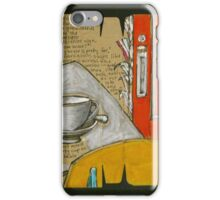 Afternoon in Leederville iPhone Case/Skin