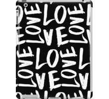 Love in Black&White iPad Case/Skin