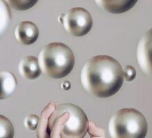 Pearls Sticker
