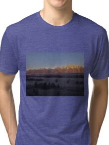 Teton, No. 2 Tri-blend T-Shirt