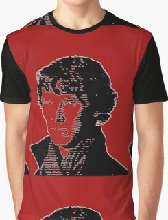 Sherlock Shadow Graphic T-Shirt