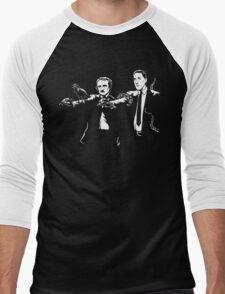 Dead Fiction Men's Baseball ¾ T-Shirt