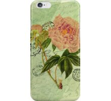 Decoupage 4 iPhone Case/Skin