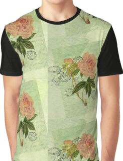 Decoupage 4 Graphic T-Shirt