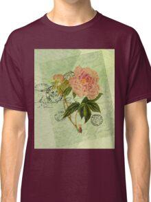 Decoupage 4 Classic T-Shirt