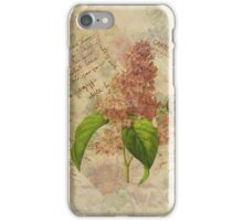 Decoupage 3 iPhone Case/Skin