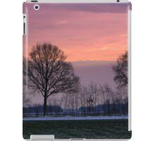 Sunset in Winter iPad Case/Skin