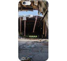 Neglected and Ready for Demolition iPhone Case/Skin