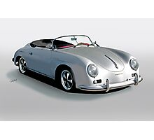 1956 Porsche Speedster 'Replica' Photographic Print