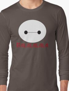 Fist Bump cute cartoon Long Sleeve T-Shirt