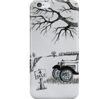 Memories for Sale iPhone Case/Skin