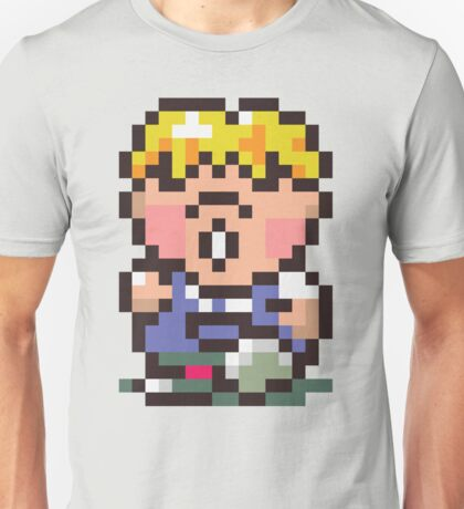 Pokey Minch - Earthbound/Mother 2 Unisex T-Shirt