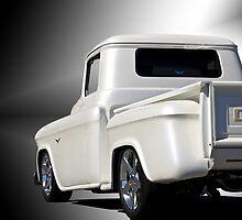 1956 Chevrolet Stepside Pickup 'Studio' by DaveKoontz