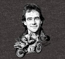 Barry Sheene Motorbike Legend Unisex T-Shirt
