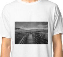 Upper Terrace Boardwalk Classic T-Shirt