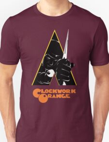 A Clockwork Orange (Airbrushed) Unisex T-Shirt