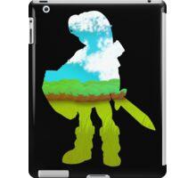 Zelda - Silhouette iPad Case/Skin