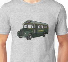 Green Bus Unisex T-Shirt