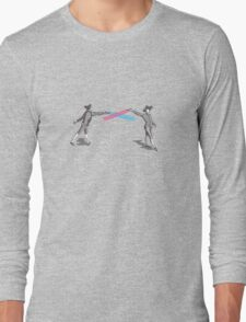 1138 fencing (enhanced) Long Sleeve T-Shirt