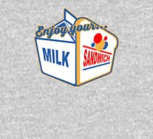 Enjoy Your Milk Sandwich Unisex T-Shirt