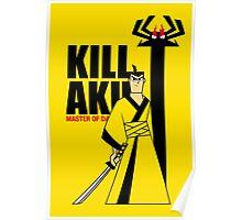 Kill the Master!  Poster