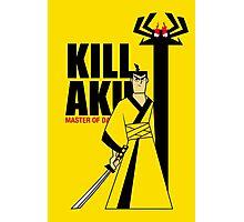 Kill the Master!  Photographic Print