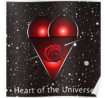 Heart of the Universe Poster