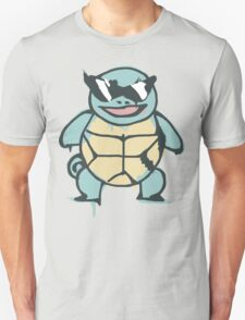 Ash's Squirtle (Squirtle Squad Leader) Unisex T-Shirt