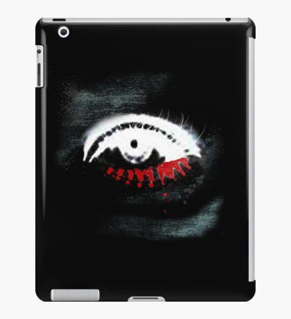 Blood tears iPad Case/Skin