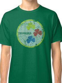 Irish Pittsburgh Drinkers St Patrick's Day Classic T-Shirt